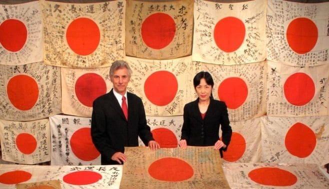 「寄せ書き日の丸」返還運動が拓く日米の未来