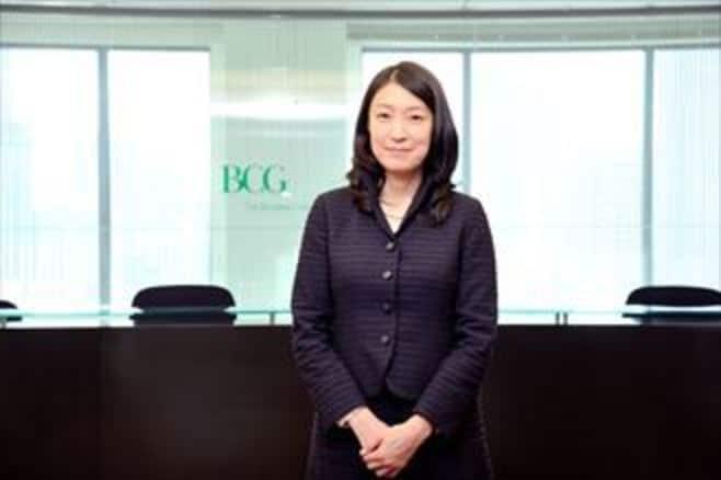 """BCGの母が""""ひねり出す""""新しい「昇進」"""