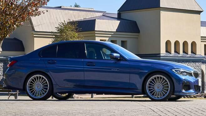 BMWアルピナがタイヤ・ホイールの設定を絞る訳