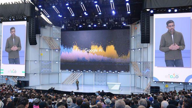グーグル社員の猛抗議が問う「軍事AI」の是非