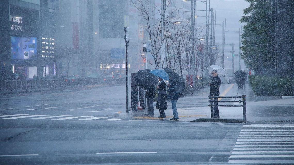 通勤途中「雪の日リスク」を回避す...