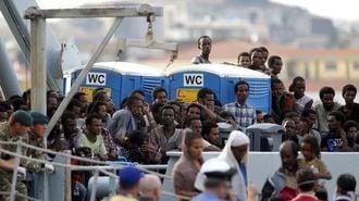 難民問題の裏で巨大化する密入国ビジネス