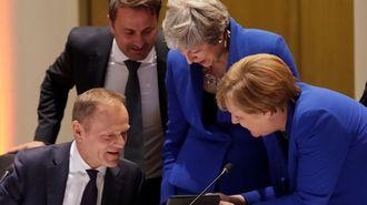英国のEU離脱は労働党との妥協で「穏健路線」に