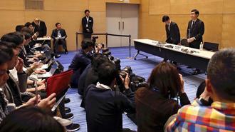 財務次官セクハラ、被害者はテレビ朝日社員