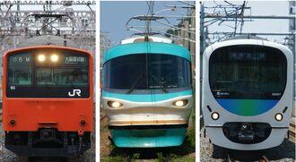 電車の「顔つき」を左右する決定的要素とは何か