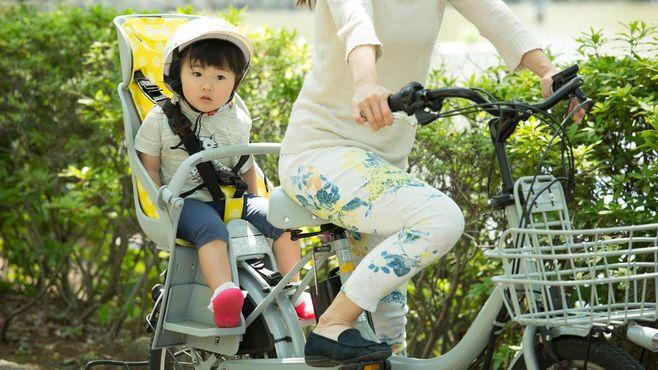 「電動自転車」の超進化が子育てママを救う理由