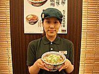 吉野家が新商品「焼味 ねぎ塩豚丼」を夏季限定発売。3カ月間で1000万食を狙う