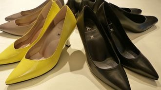 下着のワコール、「婦人靴」が売れ続ける理由
