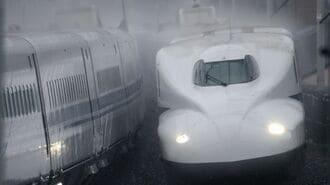 台風上陸、新幹線「最終列車」混乱の一部始終