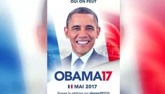 あのオバマ氏がフランス大統領候補に?