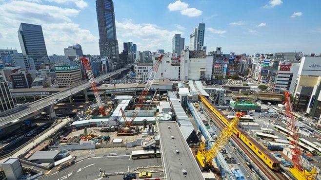 渋谷駅は、なぜあんなに複雑になったのか