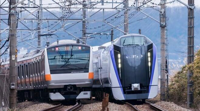 素朴な疑問、「電車」と「列車」は一体何が違うのか
