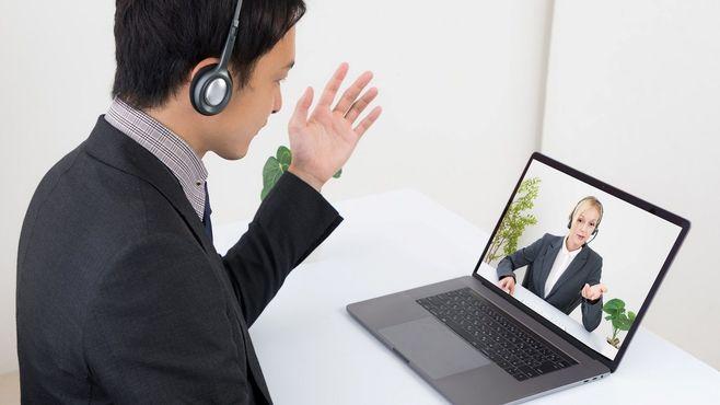 今、「WEB面接」が転職市場で増えている理由