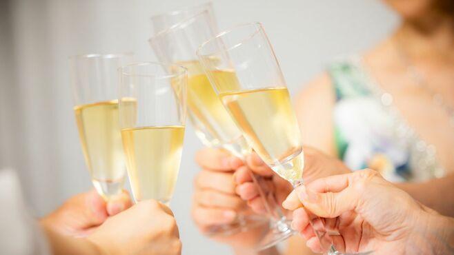 仏モエのシャンパン商標、ロシアでは使えず