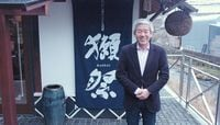 Why Does Japanese Sake Brewery Sponsor Fashion Week?