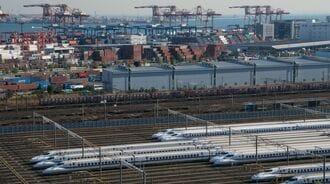 浸水リスクが高い「鉄道車両基地」は多数ある