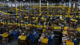 作業員が震え上がる「アマゾン」恐怖の労務管理