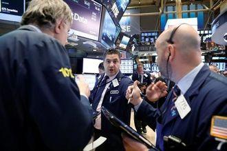 米国株式市場は上昇、NYダウ89ドル高