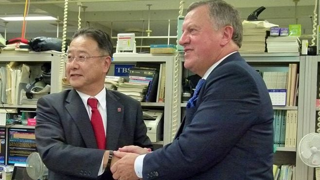 損保ジャパンが買収する「英保険王」の正体