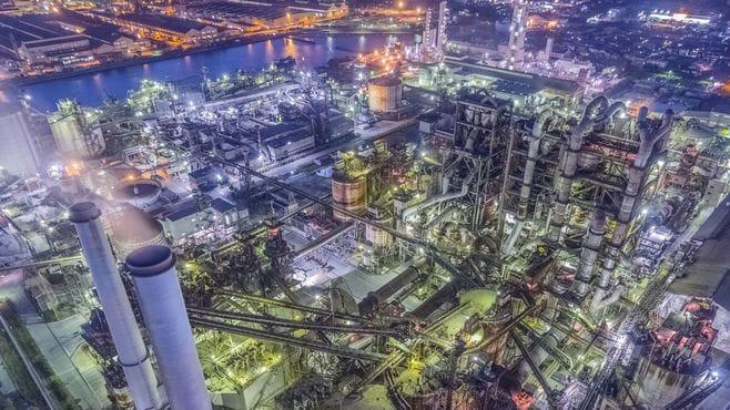 39歳「工場夜景」に鉱脈を見た男の痛快な稼業