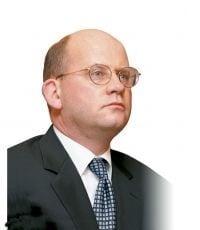 ジョン・フラネリーGEコマーシャル・ファイナンス・アジア社長兼最高経営責任者(CEO)