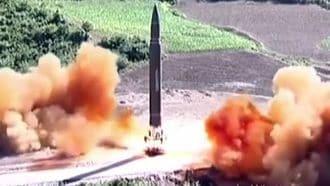 北朝鮮、9日にもICBM発射の可能性と専門家