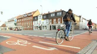 自転車通勤の快適さ日本とドイツの圧倒的な差