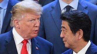 安倍首相、「トランプ氏をノーベル賞に」の波紋