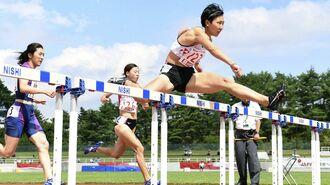 29歳ママさん陸上選手の諦めない五輪への夢