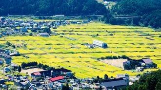 名古屋の隣にある「村」の日本一リッチな懐事情