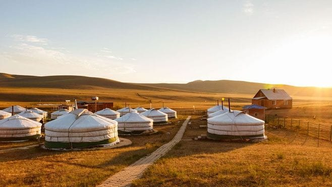 実は「温暖化の産物」だったモンゴル巨大帝国