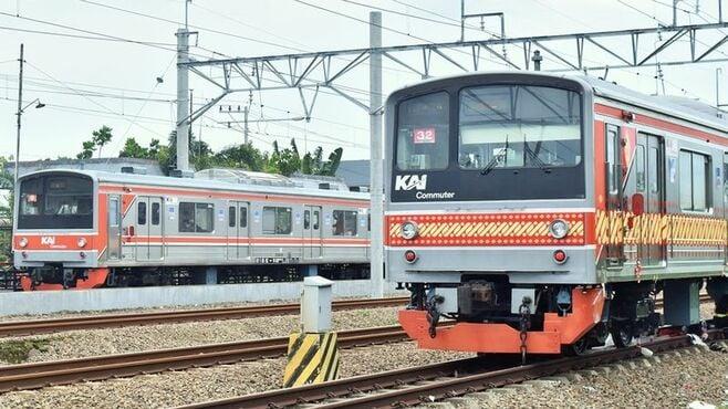 インドネシア鉄道、地方でも「205系」が快進撃
