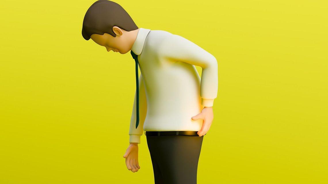 てる 痛い 病気 が と 腰 寝