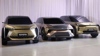 トヨタ「電気自動車」でついに本気を出した理由