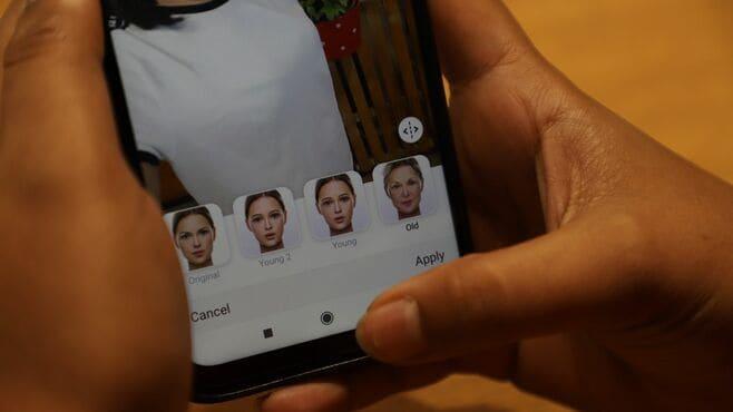 日本人が超ハマる「FaceApp危険説」は本当か