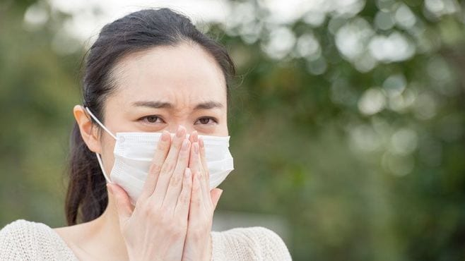 つらい花粉症をこれ以上悪化させないコツ