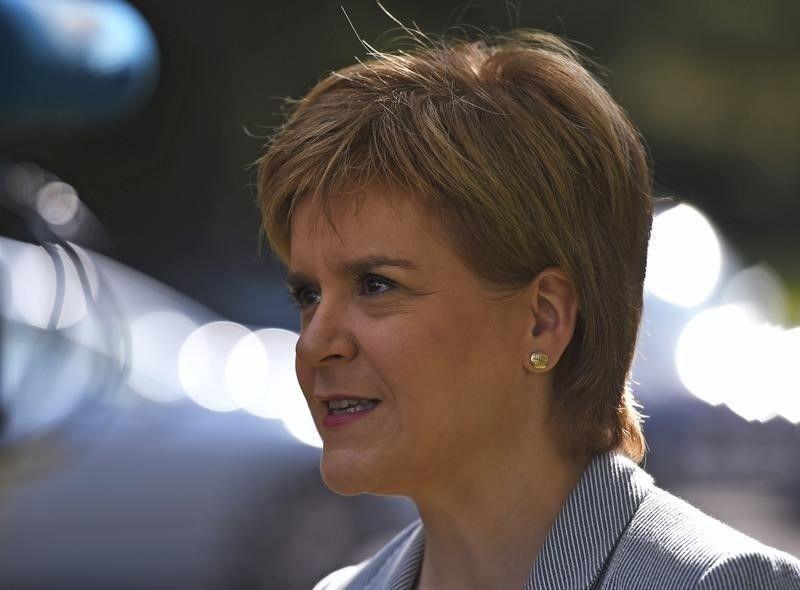 スコットランドの将来はEU内に=...