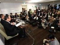 野副州旦・元富士通社長の記者会見詳報--富士通幹部に対して損害賠償請求および、50億円の株主代表訴訟