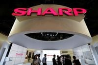 Sharp Says Expects Significant Profit Improvement
