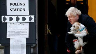 保守党圧勝、離脱実現でも安心できない英国