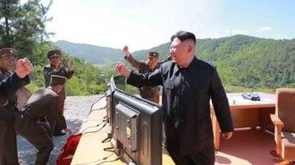 北朝鮮との軍事衝突を避ける道は1つだけだ