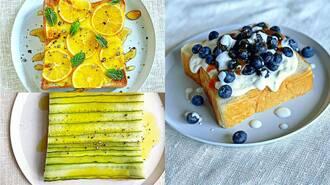 トーストを見違えるほど豪華にするレシピ3選