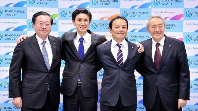 社長交代の東京海上、「脱・自動車保険」の難題