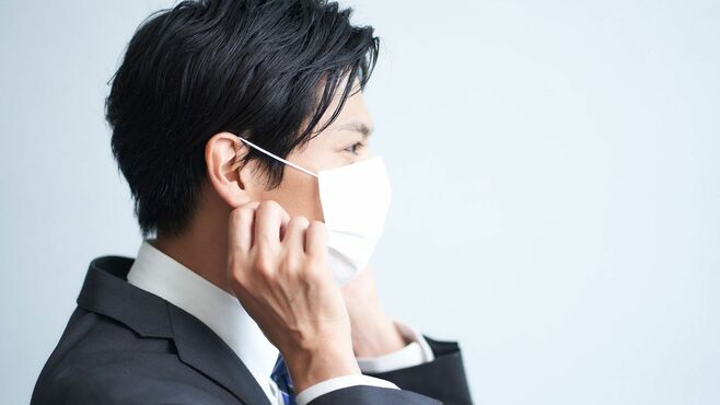 口呼吸がクセの人が「マスク生活」で危ないワケ