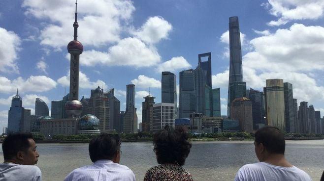上海「シェア自転車」ブームはもう去っていた