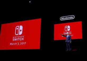 任天堂の新ゲーム機「スイッチ」によぎる不安