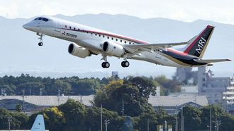 Japan's First Commercial Jet in 50 Years Makes Maiden Flight