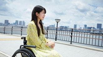 車椅子アイドル「絶対折れない心」作る言葉の力