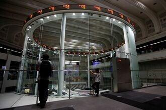 日経平均2万1271円、海外投資家はどう動いたか