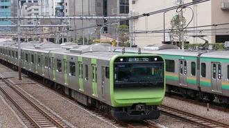 首都圏の利用者が選んだ「改善された通勤電車」